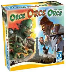 滿千免運 全新正版桌遊 獸人壁球大賽 Orcs Orcs Orcs