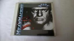 UDO  / Mean Machine (1991) 日版無側標