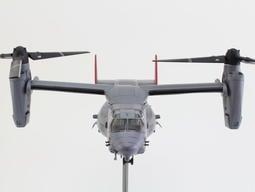 【模王 Model-King美軍】 V-22 MV-22 魚鷹式 比例1/72合金飛機完成品 Air Force1