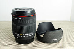 SIGMA 18-200MM F3.5-6.3 D FOR NIKON 鏡頭售2500元