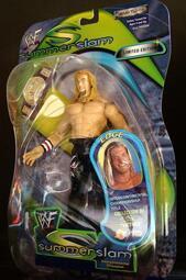 2001 美職摔角 WWF SUMMER SLAM EDGE 亞當 約瑟夫 科普蘭 ADAM    富貴玩具店