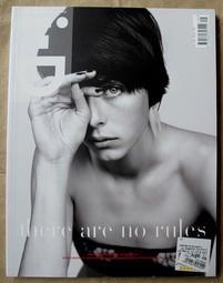 英國流行文化雜誌 i-D 早春號 2014 : THE FUTURE FASHION ISSUE