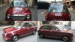 (已售出) 97年 MARCH 復古風 五門掀背 新型變速箱 車況正常,可過戶,台中看車,實車實價,6萬8千,不含稅