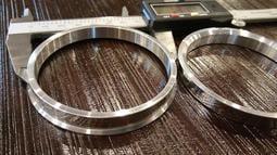 輪框改孔軸套中心孔73.1轉67.1HYUNDAI三菱MAZDA鍛造鋁合金中心孔軸套束心輪圈軸套鋁合金軸套襯改孔套環