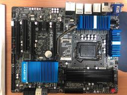 技嘉GA-Z77X-UD5H 主機板(二手)*1+PCIe無線網卡/藍芽*1 保固 60天 送:USB3.0前置面板*1