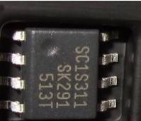 [二手拆機][含稅]SC1S311 拆機二手液晶電源管理晶片 SOP-8