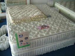 ※高雄專業睡眠館 尊爵床墊※活性碳英國3線護背6環獨立筒床墊~國際雙iso認證(市價3成)