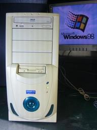 【窮人電腦】跑Windows 98系統!自組技嘉ISA插槽工業主機出清!外縣可寄!