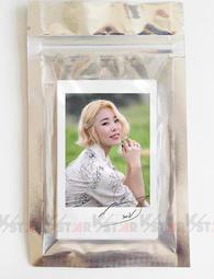【K-Star】MAMAMOO Wheein 輝人 印刷簽名LOMO相片組(C) 一組20張 張張不同
