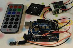 偉克多--Arduino 專題製作=遙控MP3--播歌、中、英文語音應答,機器人人機介面語音應用,成品