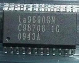 [二手拆機][含稅]原裝 TA9690GN 液晶電源晶片 SOP-24腳