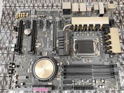 【含稅】庫存未上機品 ASUS 華碩 Z97 DELUXE DDR3 U3 S3 ATX 16相供電 主機板 店保三個月