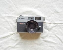 CANON QL-17 GIII   古董 底片相機