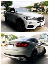路易SAVE認證,2016年式BMW X6 35I 總代理 20吋圈 抬顯 環景