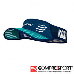[小小商店] Compressport 2019 KONA 限定版 中空遮陽小帽 Visor