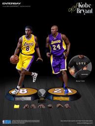 【搖滾吉米】預購Q2 再版 enterbay NBA 1/6 12吋 可動 Kobe Bryant 3.0免運 ICE