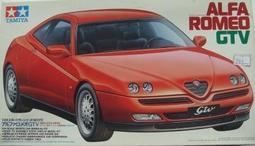 **99模型**  ALFA ROMEO GTV 1:24 汽車模型