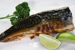【萬象極品】挪威薄鹽鯖魚(M)/約180g±10g/片~一夜干/富含不飽脂肪酸EPA和DHA~