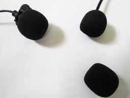 麥克風海綿套 擴音器抗菌防塵套 有線無線麥克風套 導游麥克風套 教學小蜜蜂均適用 30個價