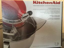 Marco美國代購【代購全新品現貨抵台】KitchenAid 原廠配件 食物進料盤 防潑罩