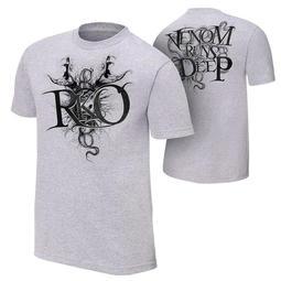 ☆阿Su倉庫☆WWE摔角 Randy Orton Venom Runs Deep Retro T-Shirt RKO復刻