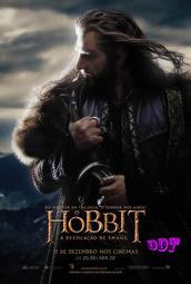 ddt 防水~魔戒哈比人02 :荒谷惡龍~The Hobbit 02 68 times 1