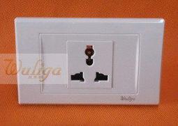適台灣規格,多功能電源插座面板,多功能電源插座,飯店萬用插座面板,單孔插座,萬國電源插頭,電源開關