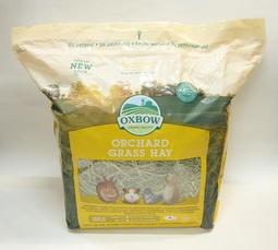 【優寵物】美國原裝OXBOW 果園草(ORCHARD GRASS) 大包裝 40oz裝/兔飼料區 -優質優惠促銷價-