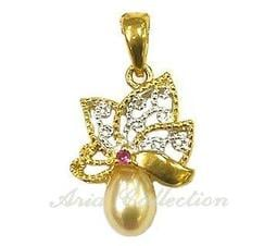 Bling Bling for Party  典雅 珍珠墬子 CZ墬子 J05-P131