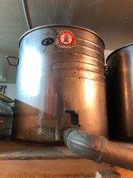 超大型煮水煮茶鍋