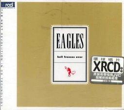 【XRCD】永遠不可能的事 Hell Freezes Over / 老鷹合唱團 Eagles ---4908362