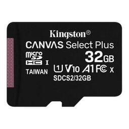 二號出口電腦 金士頓 Kingston 32GB Canvas Select Plus microSDHC 記憶卡