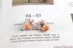 現貨耳飾 小麻糬雜精緻平價飾品鋪-時尚新款精緻愛心皇冠耳飾耳針