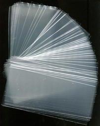 OPP紙鈔保護套 182 x 80 mm 100公克 (約95枚)