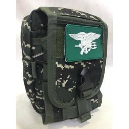 海陸數位戰術腰掛包警用腰包警用勤務腰包多功能戰術腰掛包模組化單車包工程包陸軍包~可開發票~p000044677