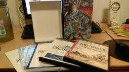 PS2 太空戰士11 2002 SPECIAL ART BOX 特別藝術版