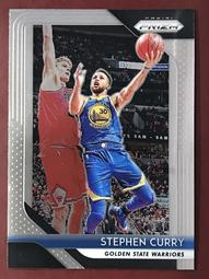 2018-19 Panini Prizm #222 Stephen Curry 勇士隊