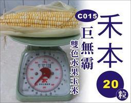 農業屋C015巨無霸雙色甜玉米 種子