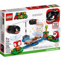【LEGOVA樂高娃】LEGO 樂高 瑪利歐 71366 大砲彈刺客 下標前請詢問