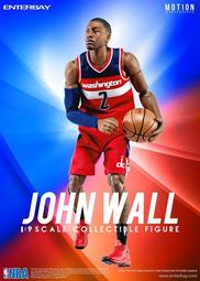 【蛋太郎】全新現貨 ENTERBAY NBA 1/9 John Wall翰·沃爾 MM- 1204 (免運)