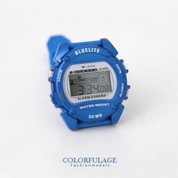 手錶色彩豐富薄型多 撞色電子錶腕錶JAGA 捷卡 貨柒彩年代~NE1314 ~多色