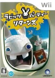 【二手遊戲】WII 雷射超人 瘋狂兔子2 RAYMAN RAVING RABBIDS 2 日文版 雷曼兔【台中恐龍電玩】
