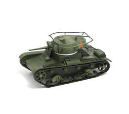 【模王 預購】T-26 T26 比例 1/72 坦克 完成品 塑膠材質 無壓克力盒