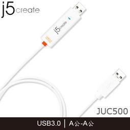 【MR3C】限量 含稅 j5 Create 蟲洞穿梭 JUC500 Win-Mac跨系統資料對傳線