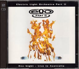 Electric Light Orchestra Part II – One Night - 歐洲進口原版CD@A-1