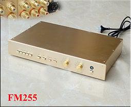 複刻HI END FM255 發燒前級 W208 [9027562]