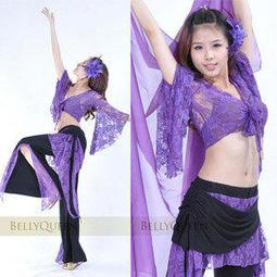 ~ 網~古典蕾絲兩件式肚皮舞套裝E331 M0005 肚皮舞衣肚皮舞裙舞蹈衣舞蹈服表演服瑜