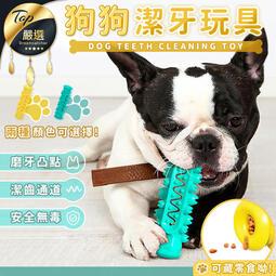 現貨!護齒漏食玩具 狗狗潔牙神器 狗玩具 寵物玩具 寵物牙刷 寵物潔牙 潔牙玩具 耐咬耐啃 啃咬玩具 HAPA73
