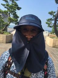 帽子 抗UV帽子 機能性帽子  漁夫帽 戶外防曬 MIT台灣製造 臉頸全面防曬   後帽簾可拆  透氣排汗快乾技術布料