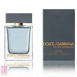 DOLCE  GABBANA The One Gentleman 唯我型男淡香水30ml